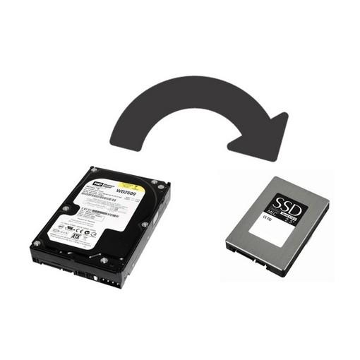 Treg PC? Oppgrader til SSD!